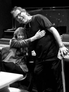 Jennifer Warnes and Vinnie Colaiuta