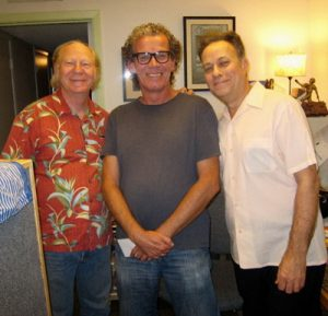 Red Young, Billy Watts, Roscoe Beck